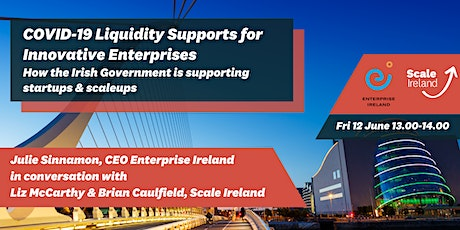 COVID-19 Liquidity Supports  for Innovative Irish Enterprises tickets