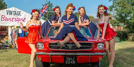 Vintage For Victory - Vintage Festival Wales - 2021 tickets