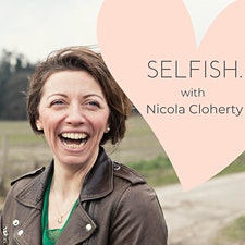 SELFISH with Nicola Cloherty logo
