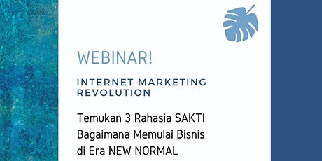 Webinar INTERNET MARKETING REVOLUTION tickets