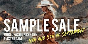 Colourful Rebel SAMPLE SALE & Influencer Closet Sale