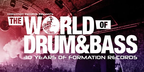 The World of Drum & Bass –London tickets