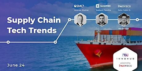 Supply Chain Tech Trends by SMC³ and Maersk biglietti