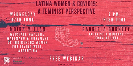 Latina Women & Covid19: A feminist perspective tickets