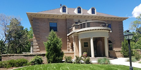 Hiking for History:  Historic Houses of Colorado Springs (Old North End) tickets