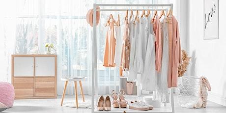 Taller: Reinventa Tu Closet boletos