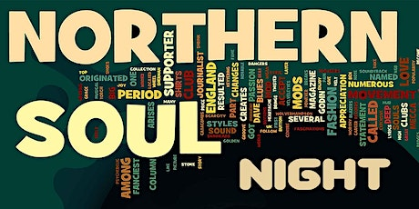 Northern Soul Night Longbridge tickets