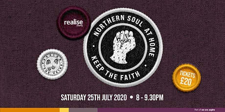 Northern Soul Night at Home tickets
