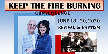 KEEP THE FIRE BURNING CONVERGENCE tickets