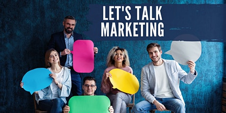LET'S TALK MARKETING w/ an MBA: Live Q&A session about branding tickets