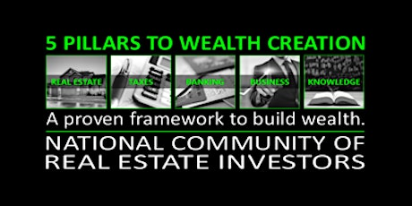 THE 5 PILLARS TO WEALTH CREATION tickets