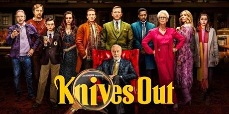 Knives Out (12A) - Drive-In Cinema in Sheffield tickets