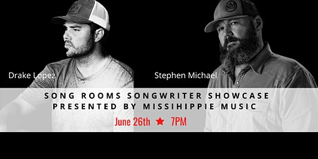 Muscle Shoals Song Rooms Songwriter Showcase Presented by Missihippie Music tickets