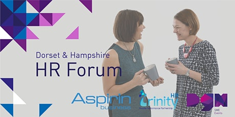 Dorset & Hampshire HR Forum - Dorset Growth Hub tickets