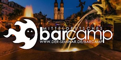 Mitteldeutsches Barcamp billets