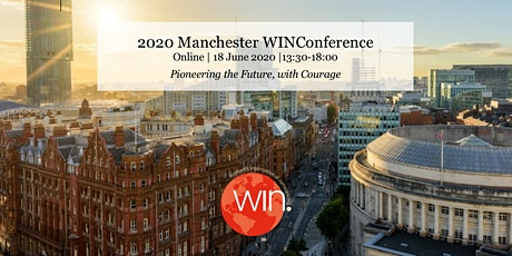 WIN Manchester 2020 tickets