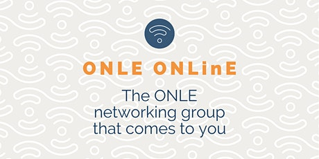 ONLE ONLinE - Online Business Networking ingressos