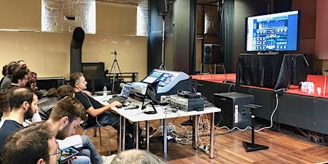 Corso per Tecnico del Suono (Studio e Live) - Livello Intermedio biglietti