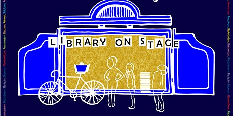 Library on Stage. Connecting Worlds. Storytelling workshop (online) tickets