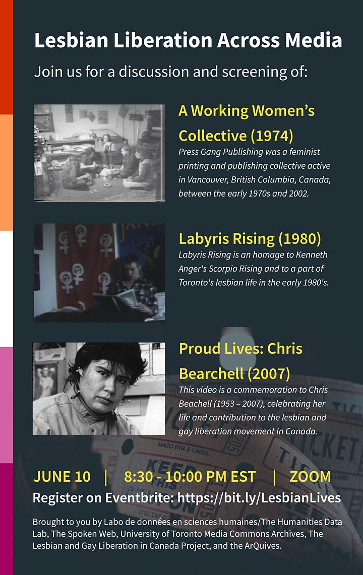 Lesbian Liberation Across Media image