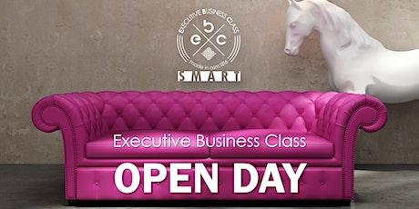 Executive Business Class Open Day biglietti