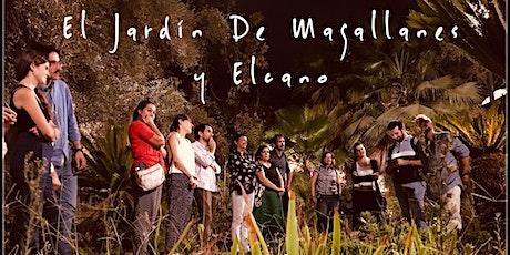 Jardín de Magallanes entradas