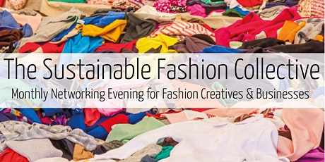 Sustainable Fashion Businesses' & Creatives' July Networking tickets