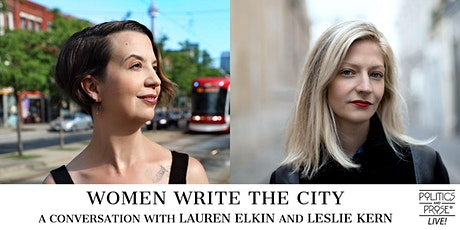 Women Write the City: A Conversation with Lauren Elkin and Leslie Kern tickets