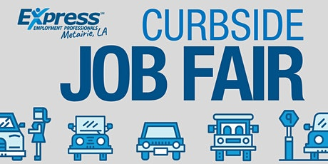 Curbside Job Fair tickets