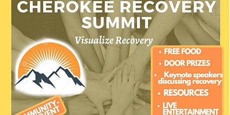 Cherokee Recovery Summit (Symposium for Addiction, Recovery, Mental Health) tickets