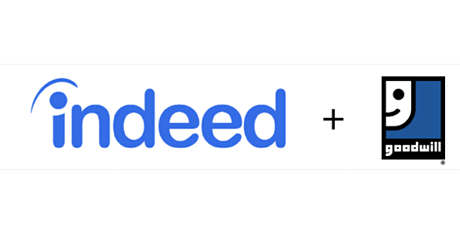 Goodwill® + Indeed: Creating a Résumé on Indeed tickets