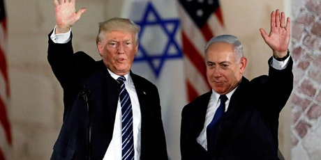 United States, Israel & the Trump Plan tickets