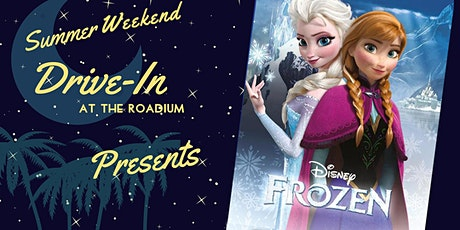 Frozen: Summer Weekend Drive-In at the Roadium tickets