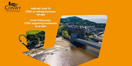 Covid-19 : Cefnogi busnesau i ail-agor  / Supporting Businesses to re-open tickets