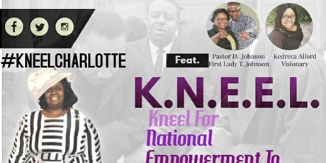 K.N.E.E.L. Empowerment tickets