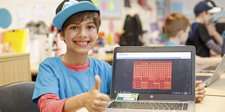 Kids Coding and Robotics Bootcamp at Richmond High School (7-9 years) tickets