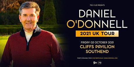 Daniel O'Donnell (Cliffs Pavilion, Southend) tickets