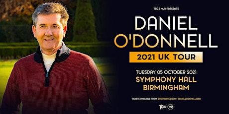 Daniel O'Donnell (Symphony Hall, Birmingham) tickets