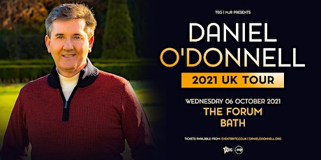 Daniel O'Donnell (The Forum, Bath) tickets