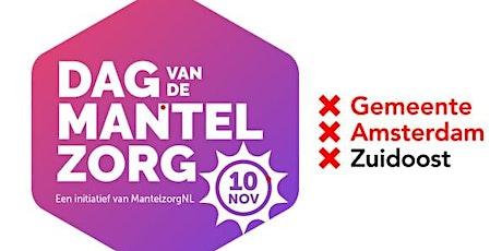 DAG VAN DE MANTELZORG | Amsterdam-Zuidoost tickets