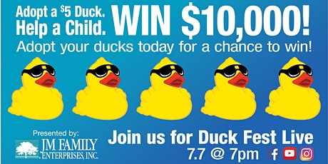 Duck Fest Live presented by JM Family Enterprises, Inc. tickets