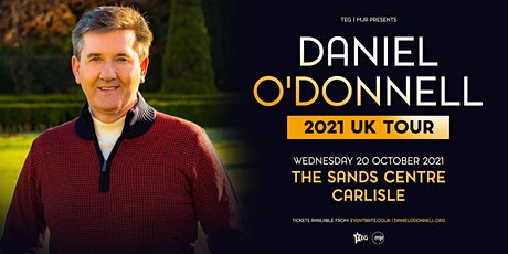 Daniel O'Donnell (The Sands Centre, Carlisle) tickets