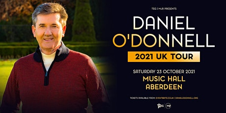 Daniel O'Donnell (Music Hall, Aberdeen) tickets