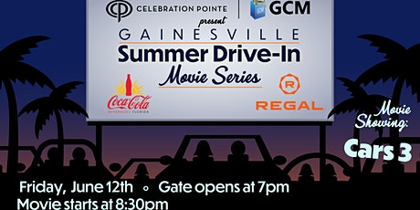 Copy of GCM Summer Drive-In Movie Series at Celebration Pointe tickets