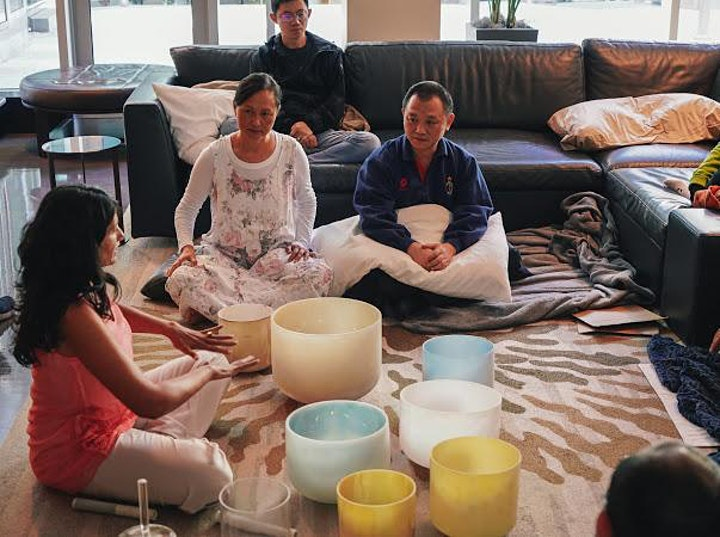 Learn How to Be A Crystal Singing Bowl Practitioner (Online Certification) image