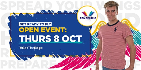 Ron Dearing UTC October Open Event 6th Form Students tickets