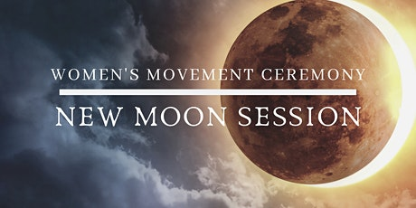 New Moon Dance Session   ONLINE   June // Cancer tickets