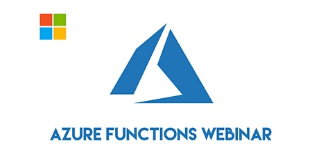 Azure Functions | MAX Free Webinar tickets