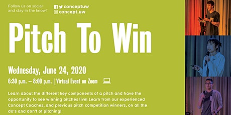 S20 Pitch to Win (Virtual) tickets