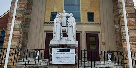 St. Monica South Boston Seaport Catholic Collaborative Mass Registration tickets